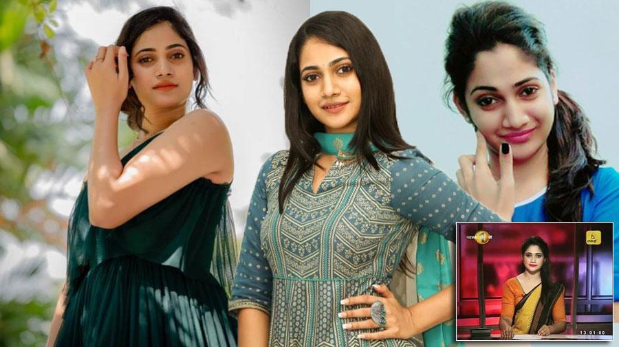 Loslia-is-the-trending-Sri-Lankan-Tamil-actress-in-India