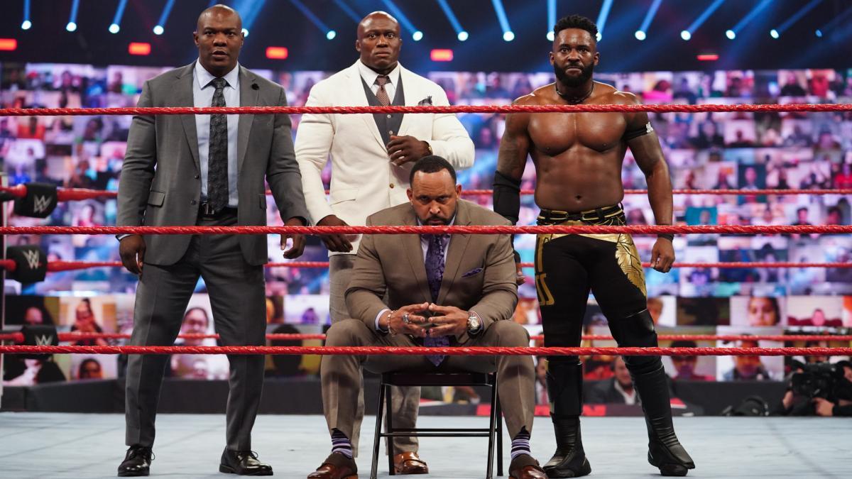 Membros originais da Hurt Business retornam no RAW