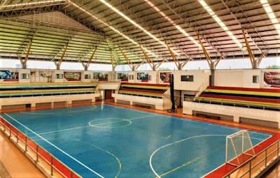Garis Tanda Lapangan Futsal