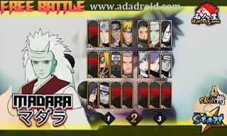Naruto Ninja Senki terbaru