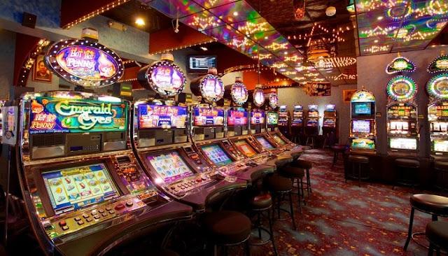 Sistem Casino Slot Online