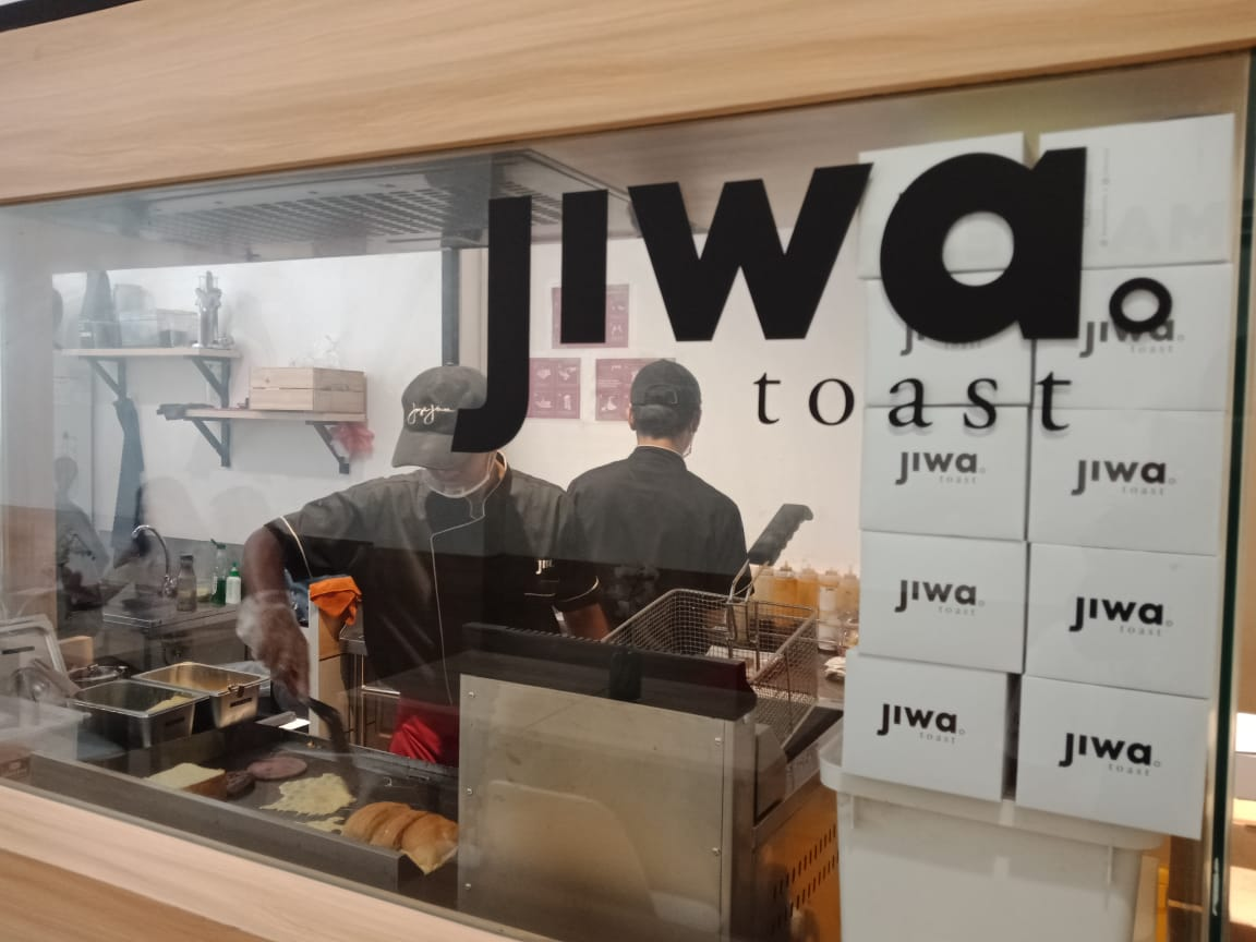 review wakame beef di jiwa toast
