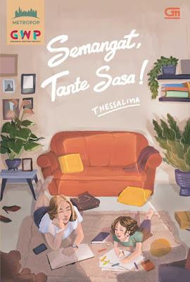 Review novel metropop - semangat tante sasa