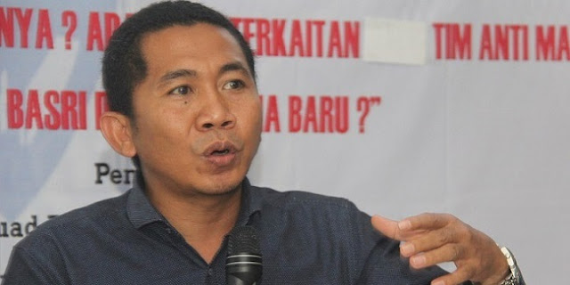 Salamuddin Daeng: Bukan Paksakan Omnibus Law, Pemerintah Harusnya Bangkitkan GBHN