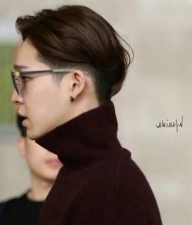 gaya rambut morisey korea