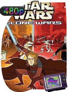 Star Wars: Guerras Clónicas [2003] Temporada 1-2-3 [480p] Latino [GoogleDrive] SilvestreHD