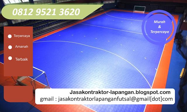 Jasa Kontraktor Lapangan Futsal Vyneels