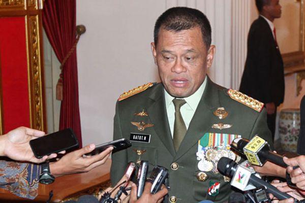 Panglima TNI Sebut Isu PKI Info Bohong