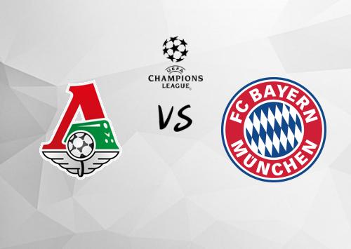 Lokomotiv Moscú vs Bayern München  Resumen y Partido Completo