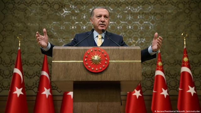 Η Τουρκία είναι ξανά στο στόχαστρο...
