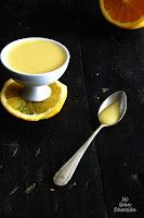 Orange Curd (Crema de Naranja)