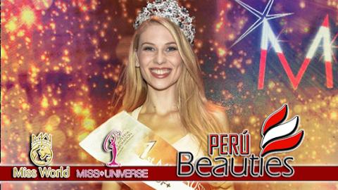 Larissa Robitschko es Miss Austria 2019