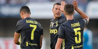 موعد مباراة يوفنتوس وبارما السبت24-08-2019 ضمن الدوري الايطالي