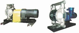 Electric diaphragm pump