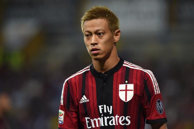 Keisuke Honda Milan