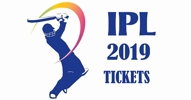 How to Book Indian Premier League - IPL 2019 Tickets