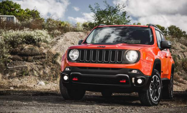 2017 Jeep Renegade Performance