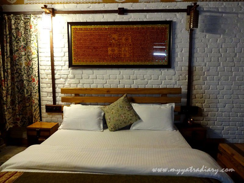 Rangavalli suite at The Himalayan Bungalow Boutique homestay Almora
