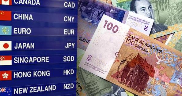 هذه أسعار صرف العملات الأجنبية مقابل الدرهم اليوم الجمعة