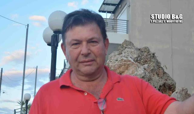 Αντώνης Λυμπέρης: Να ανακαλέσουν κάθε απόφαση που αφορά το κλείσιμο του ΕΦΚΑ Άργους