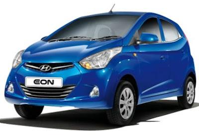 Hyundai EON HD Pics