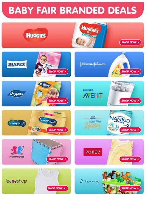 Kumpulan sokongan maya untuk para ibu yang mencari tawaran terbaik bagi produk tulen bagi si manja mereka
