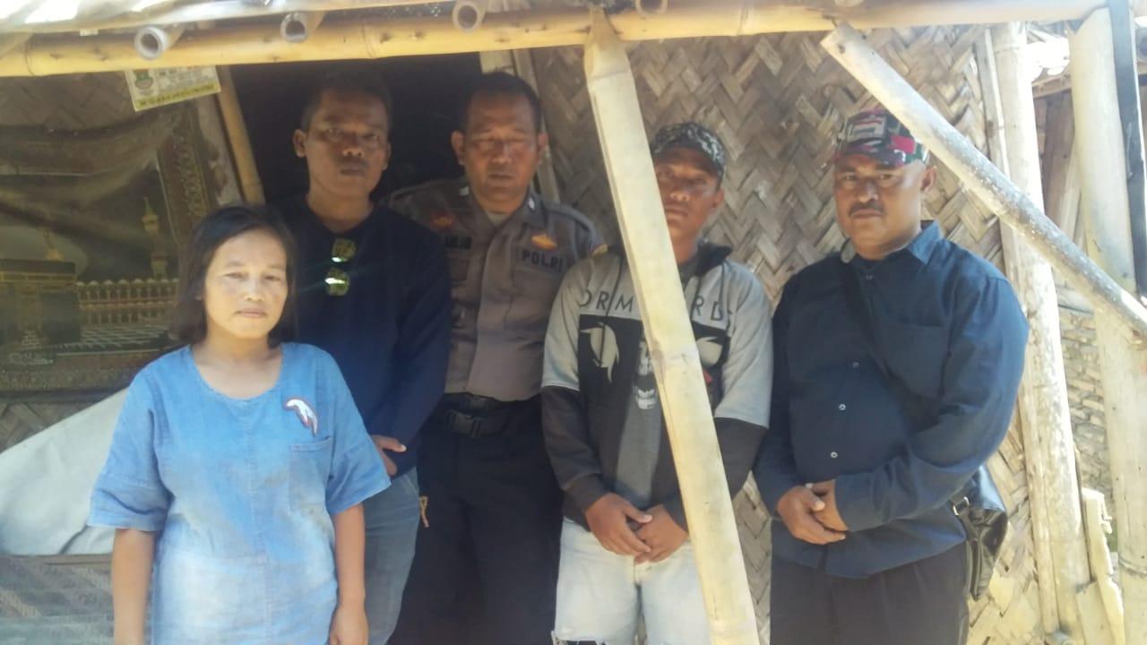 Forum Komunikasi Sepatan Timur Kunjungi Rumah Tidak Layak Huni