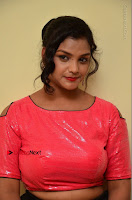 Telugu Actress Mahi Stills at Box Movie Audio Launch  0060.JPG
