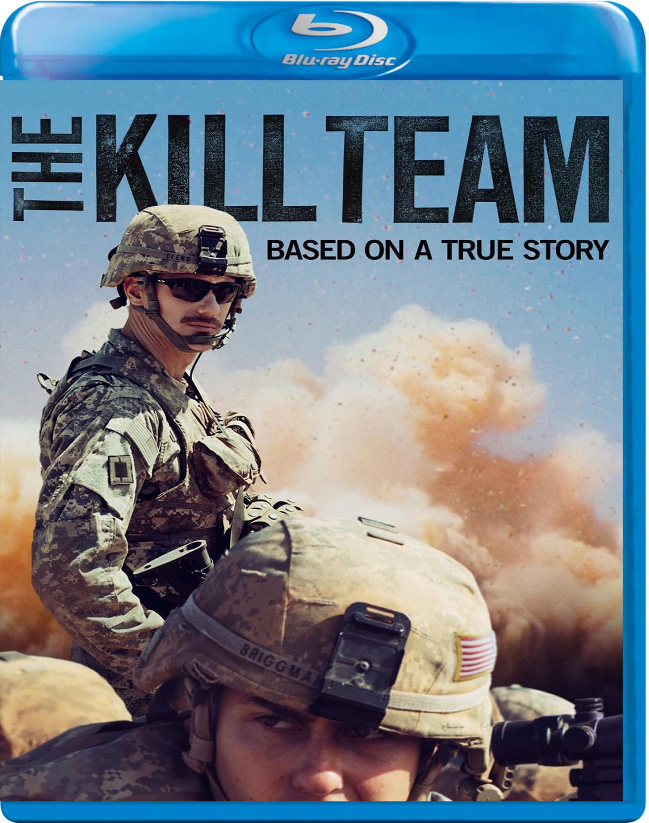 The Kill Team [2019] [BD25] [Subtitulado]