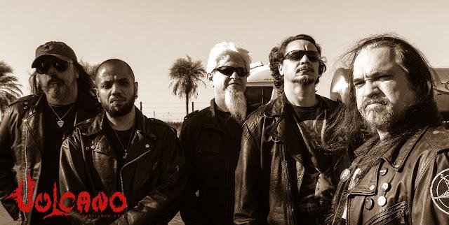 Vulcano: banda concede entrevista para o Source Webzine
