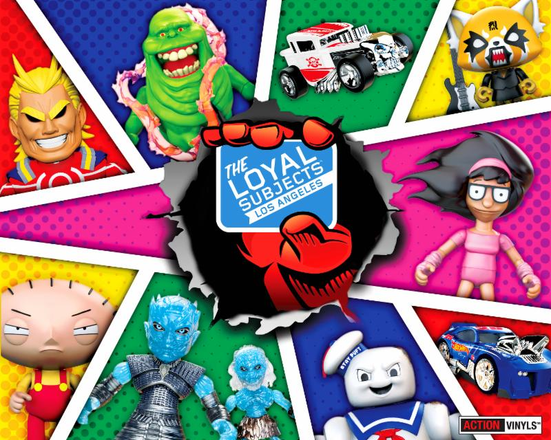 The Loyal Subjects SDCC 2019 Exclusives Announced! | Cool Dad Pop