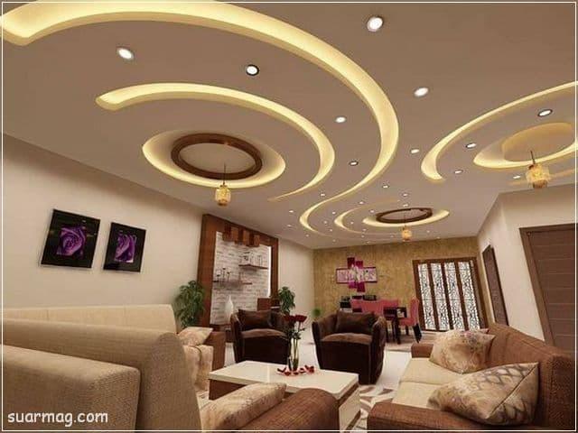 ديكورات جبس اسقف راقيه 2020 6 | High-class Gypsum Ceiling 2020 6