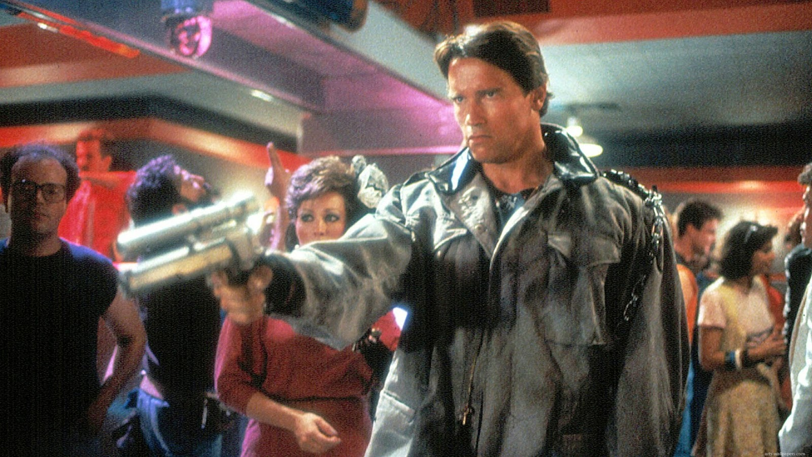 Arnold Schwarzenegger The Terminator 1984