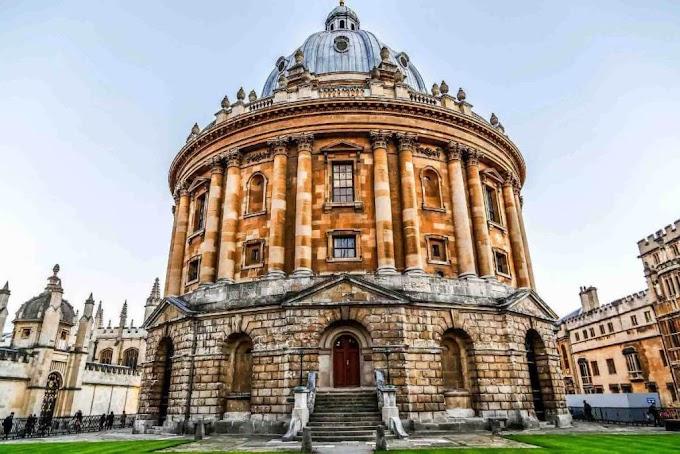 5 Perpustakaan Antik Dunia Boleh Dilawati