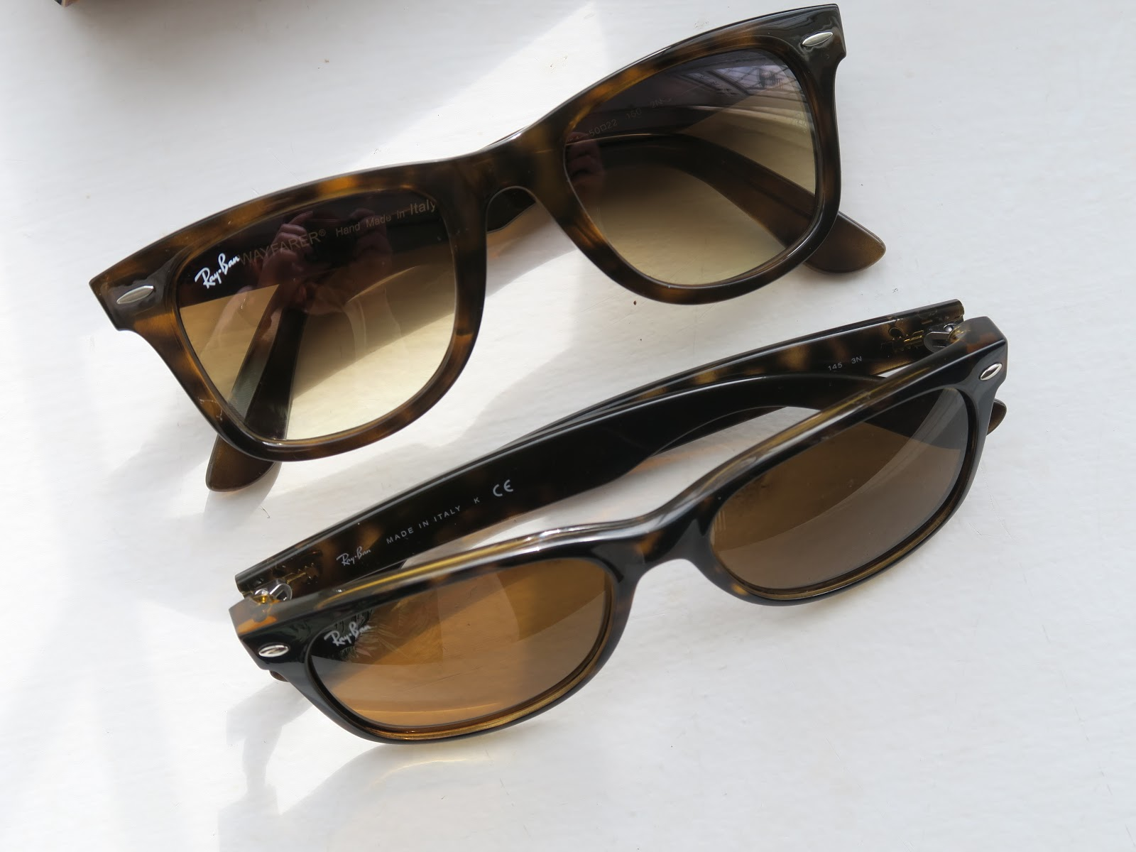 how to spot fake raybans