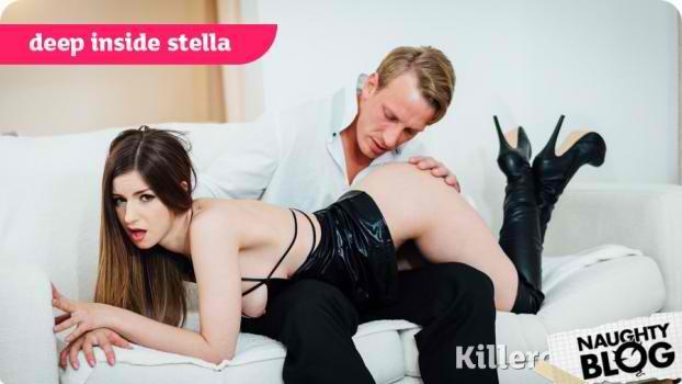 Killergram – Stella Cox: Deep Inside Stella