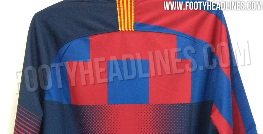 sports shoes 05ecb 17487 New Official Pictures: Nike FC Barcelona Mashup Jersey ...