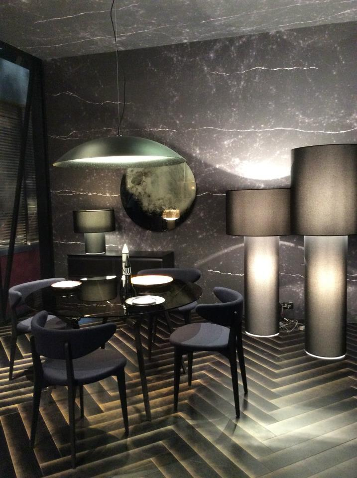 Diesel Living In Collaboration With Foscarini Moroso