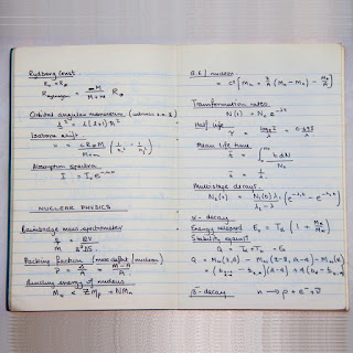 physics notes for students