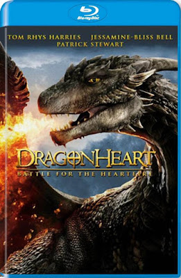 Dragonheart Battle For The Heartfire 2017 BD25 Latino