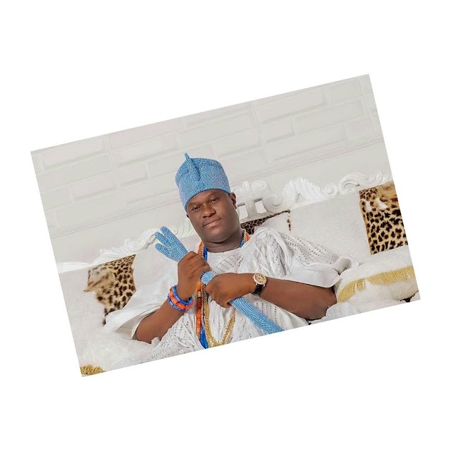 Stop the protest for now and give peace a chance - Ooni of Ife tells EndSARS protesters
