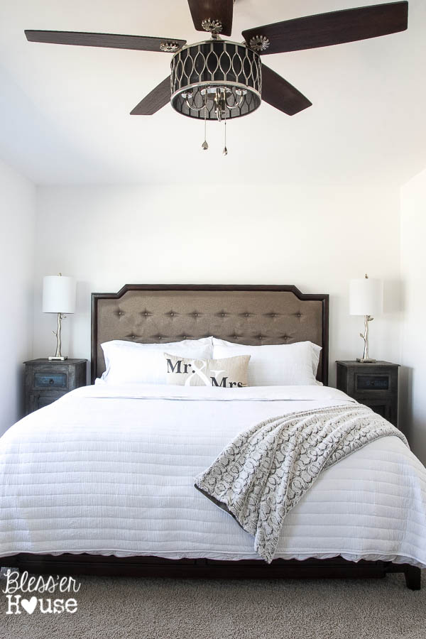Master Bedroom Updates Amp Nadeau Furniture Browsing Bless