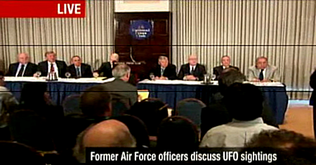 Going Public with UFO Accounts Garnered Ridicule for Air Force Officers