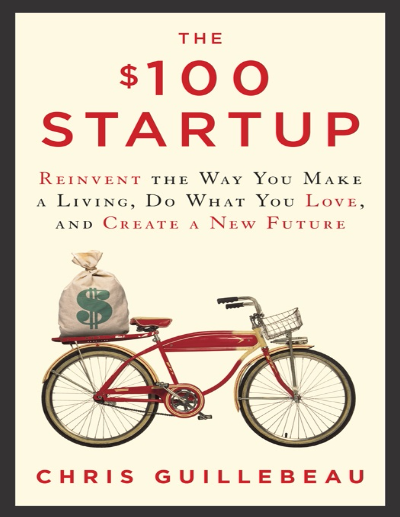 The 100$ Start Up by Chris Guillebeau PDF Free
