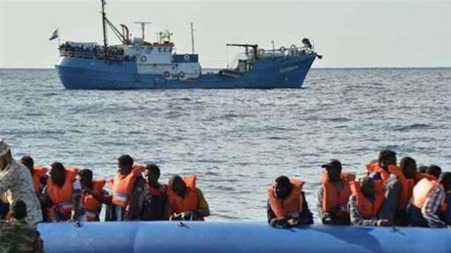 Italian police bust human-trafficking ring