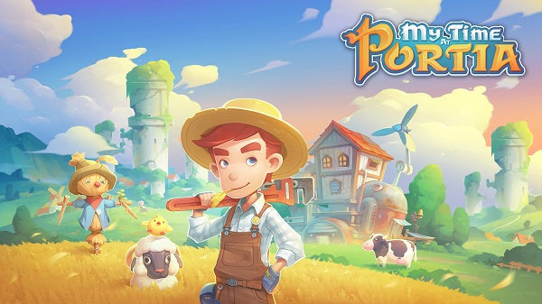 Free Download My Time At Portia