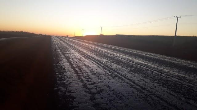 Obra de pavimentação da DF-285 ganhará mais 4,5 km