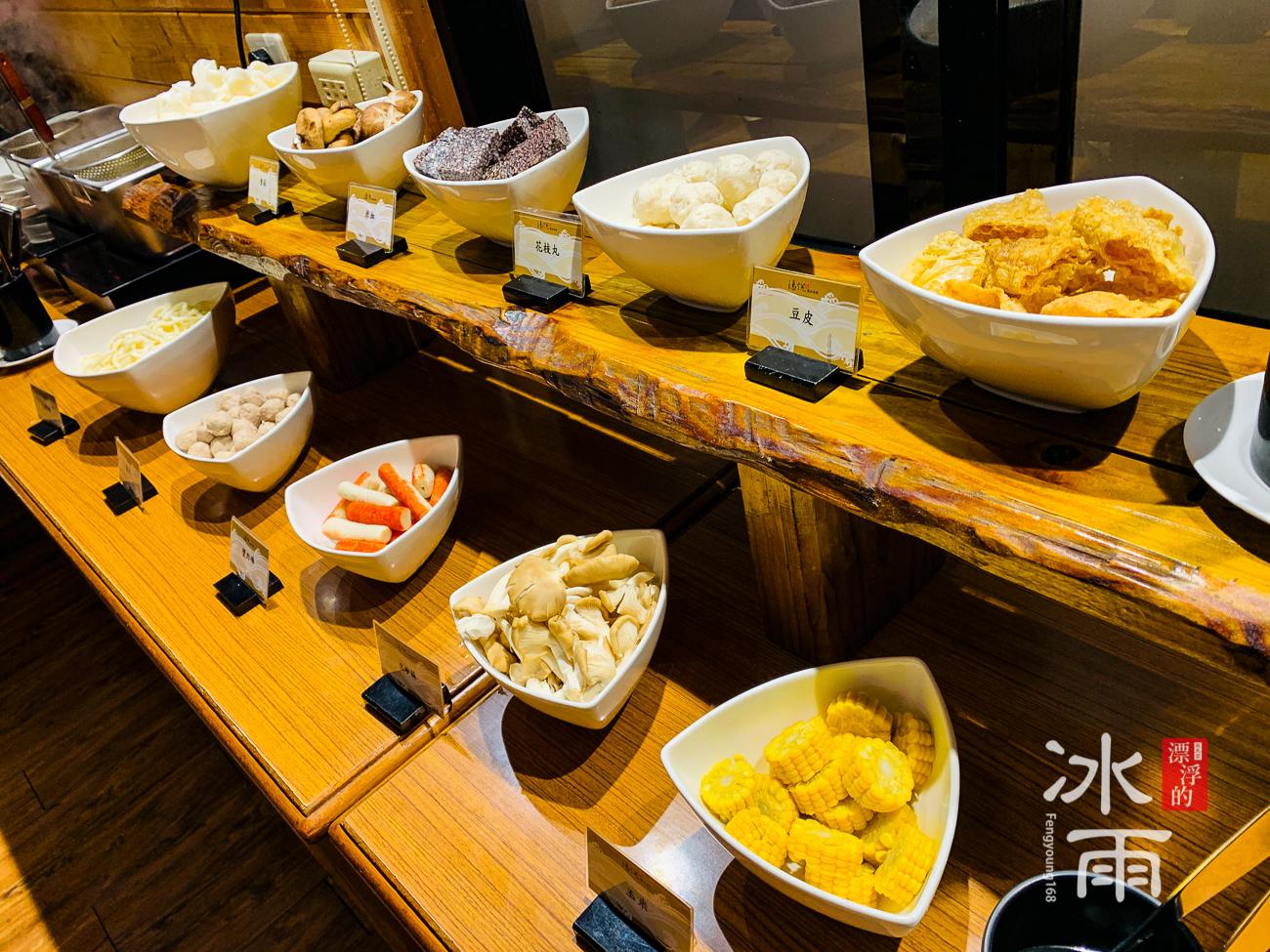泰安湯悅溫泉會館|餐廳滷味區