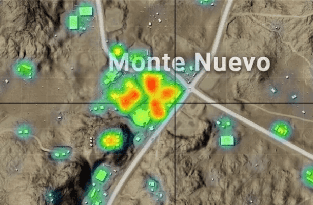 Lokasi Loot Terbaik Map Miramar PUBG Mobile
