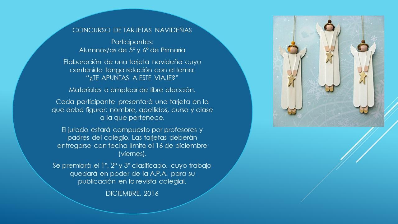 Agustinas-Valladolid-APA-Concurso-Navidad-Tarjetas-2016